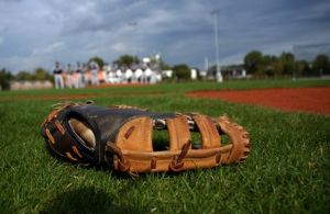 Glove on the Field